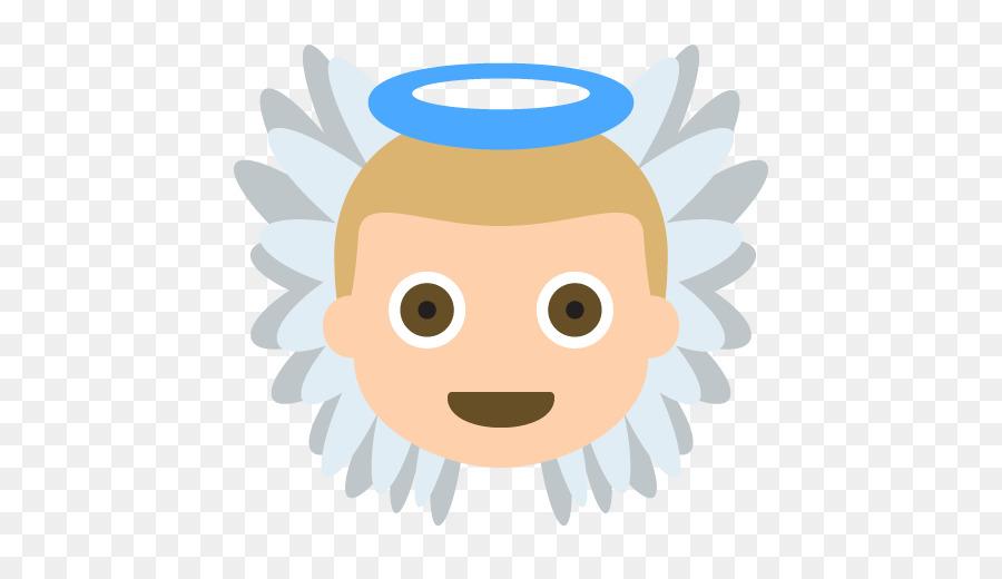 Angel emoji meaning