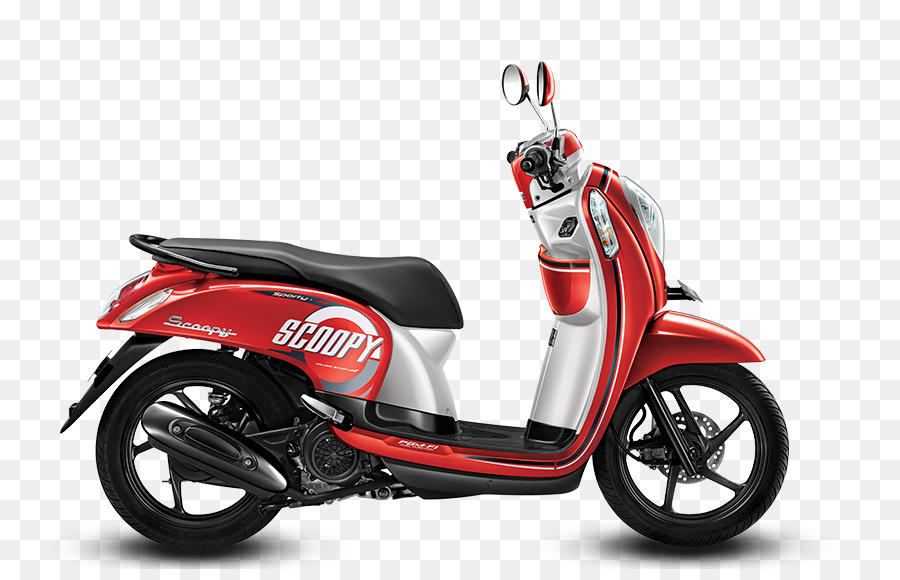 Honda Scoopy PT Astra Motor Motorcycle Beat