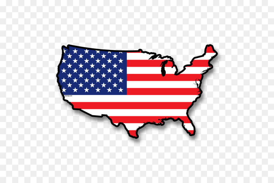 Flag of the United States Map Flag of Germany - american flag png ...