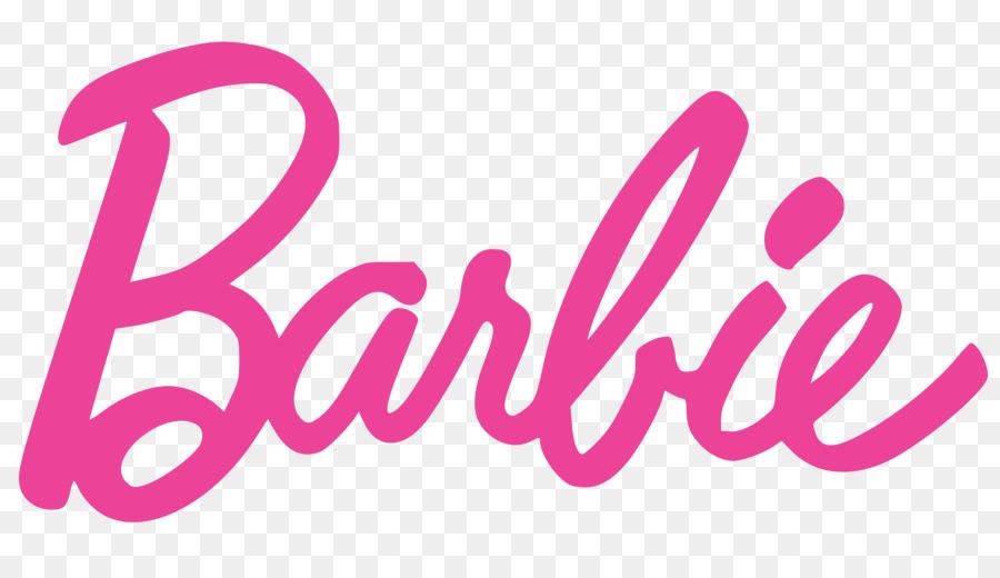 Barbie Fashion Puppe Mattel Logo Barbie Png Herunterladen 3800