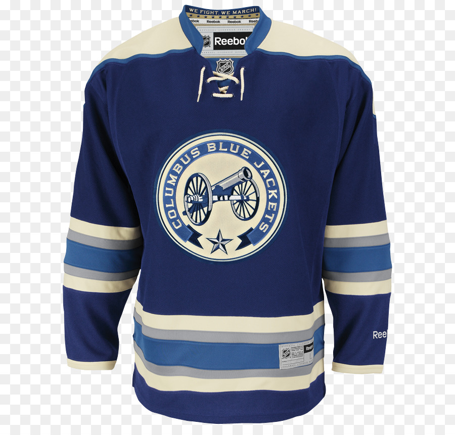 284cb013a89 Columbus Blue Jackets National Hockey League Third jersey Clothing - jacket  png download - 850 850 - Free Transparent Columbus Blue Jackets png  Download.