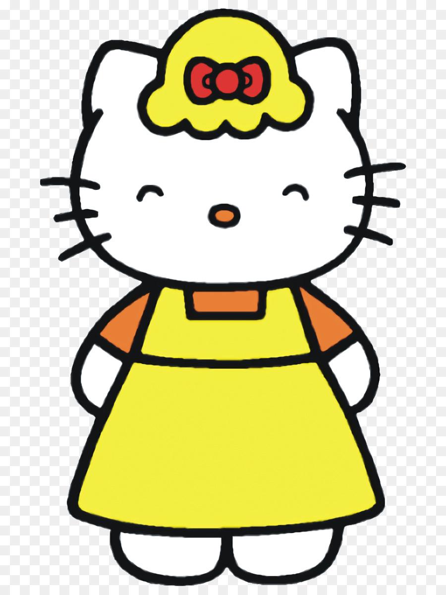 Hello Kitty para Colorear libro Sanrio Pintura por número de - María ...