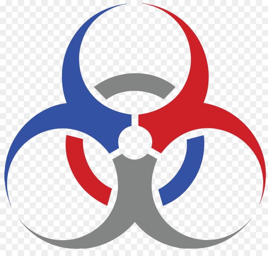 Biological Hazard Sign Symbol Clip Art Cancer Symbol Png Download