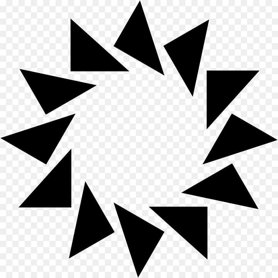 Geometric Shape Computer Icons Geometry Sun Rays Png Download