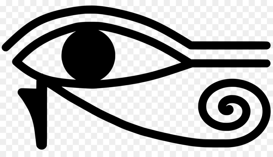 Ancient Egypt Eye Of Horus Eye Of Ra Lucky Symbols Png Download