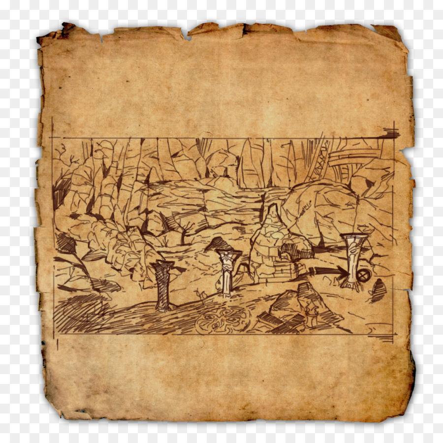 The Elder Scrolls Online Treasure Map Hunting