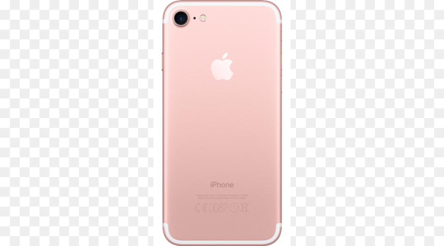 Iphone 7 Plus Telephone Apple Rose Gold Apple Iphone Png Download