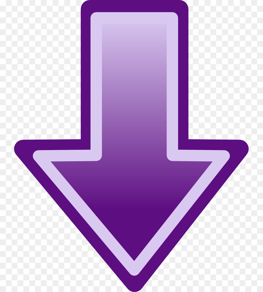Arrow Symbol Clip Art Down Arrow Png Download 8031000 Free
