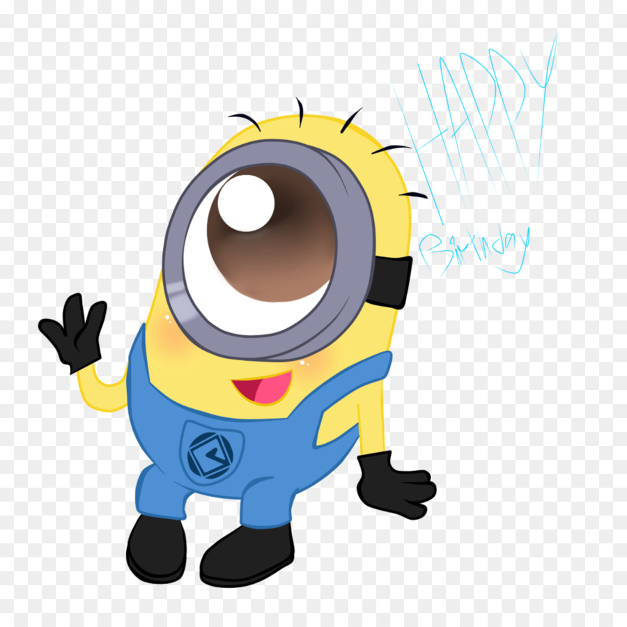 Happy Birthday To You Thepix Party Clip Art Minions Png Download