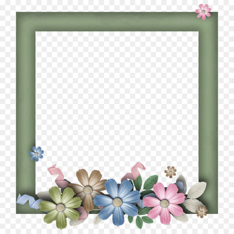 Picture Frames Mother\'s Day Flower - lg png download - 1200*1200 ...