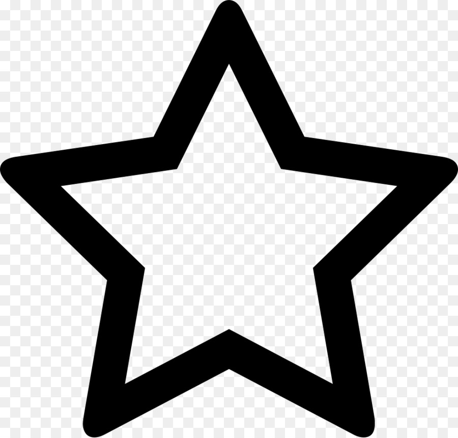 Computer Icons Symbol 5 Star Png Download 980935 Free