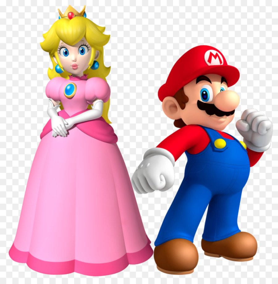 Princess peach and a futa 4
