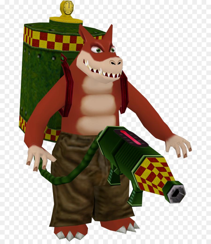 Crash Bandicoot Christmas.Crash Bandicoot Png Download 741 1031 Free Transparent