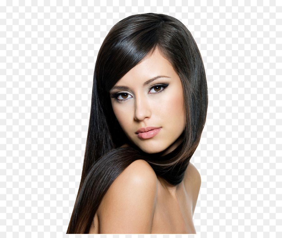 Brown Hair Hairstyle Long Hair Woman Women Hair Png Download 600