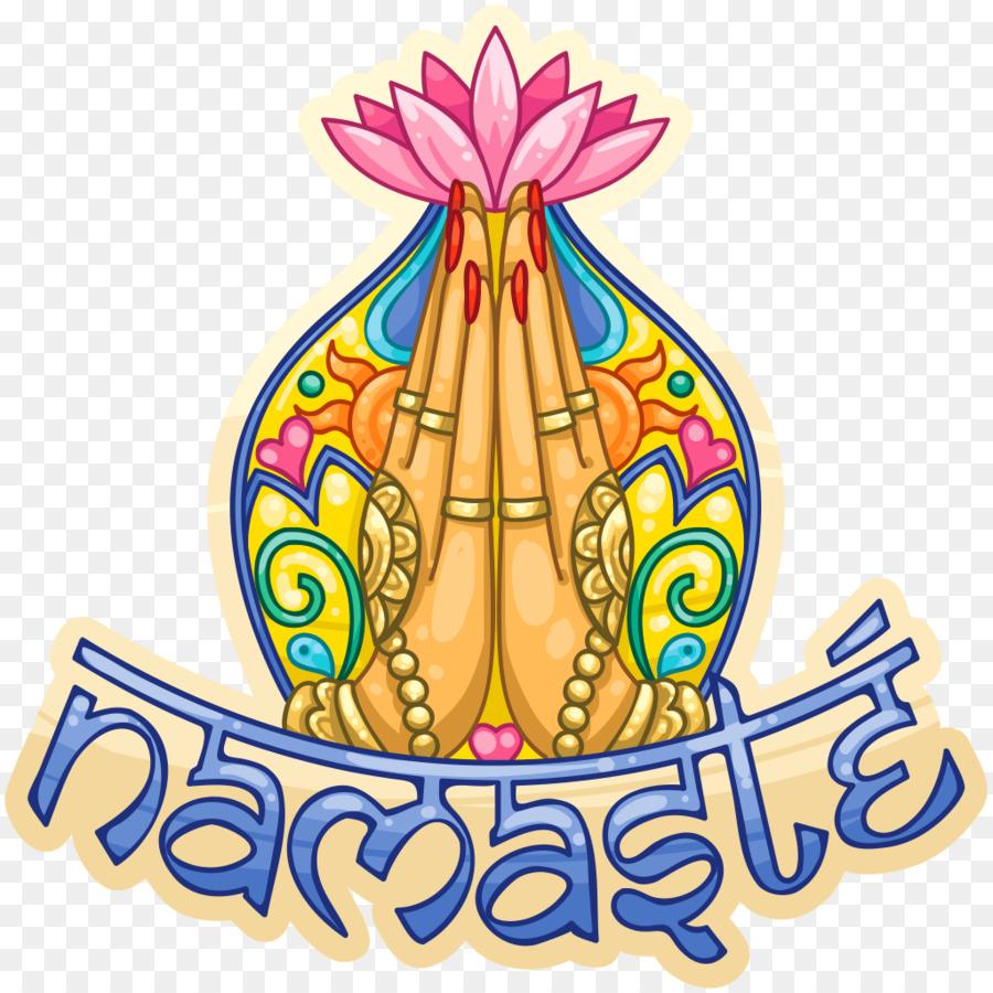 Namaste Symbol Om Dharma Greeting Namaste Png Download 10241024
