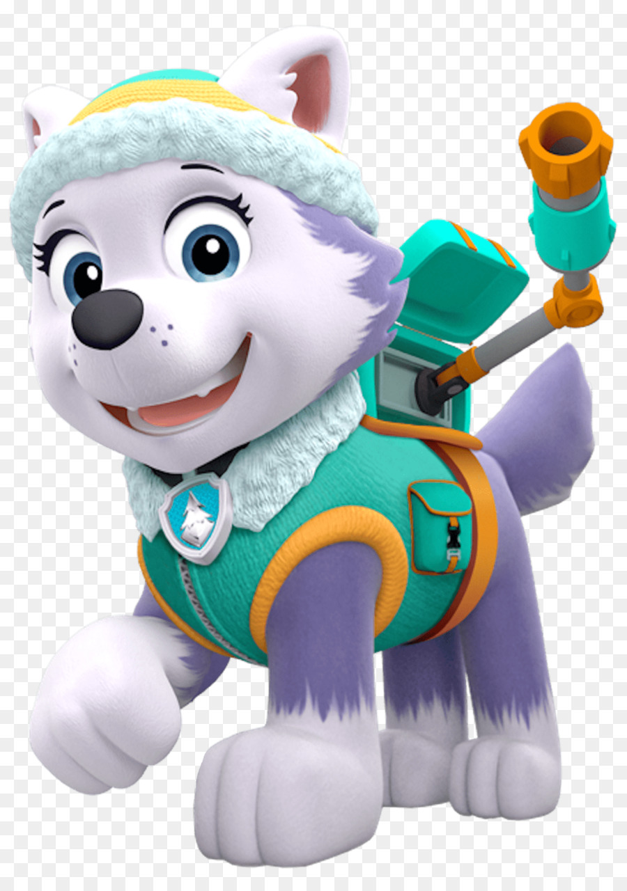 Siberian Husky Super Paw Patrol Adventure Puppy Party