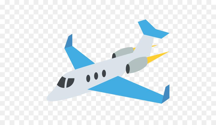 Airplane Emoji Symbol Sms Iphone Plane Png Download 512512