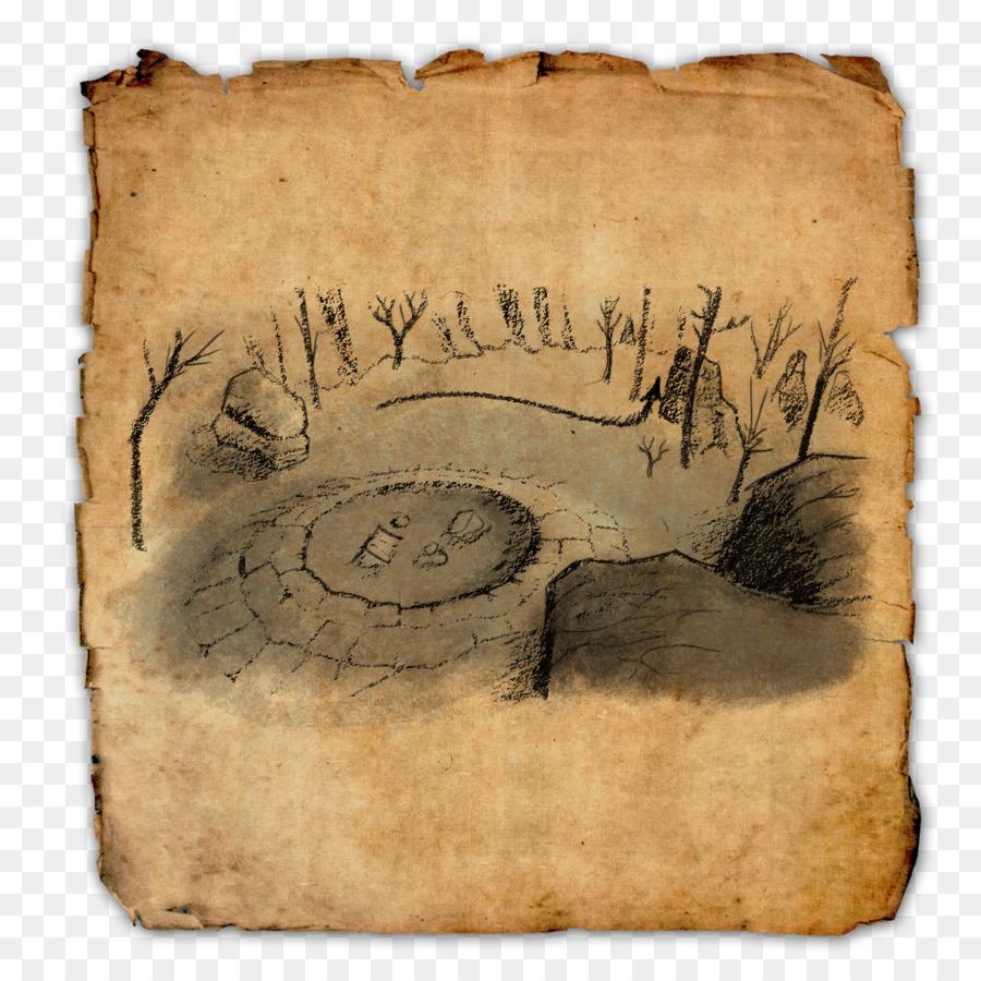 Treasure Map The Elder Scrolls Online Island