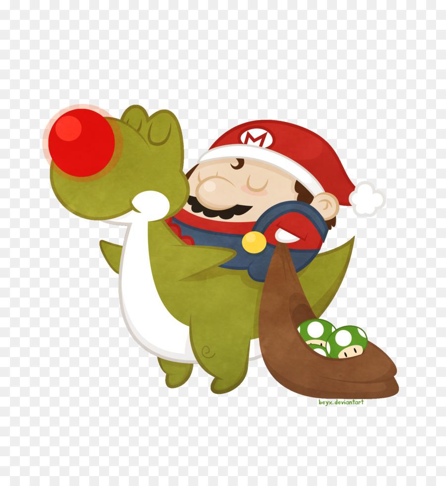 Super Mario World Christmas.Super Mario Bros Super Mario World Mario Sonic At The