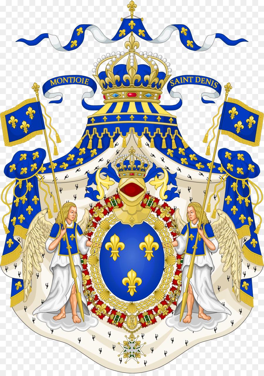 Kingdom Of France National Emblem Of France Coat Of Arms House Of