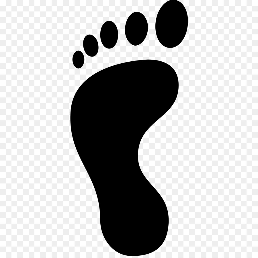 computer icons footprint clip art foot png download 1600 1600 rh kisspng com footprint clipart footprint clipart black and white