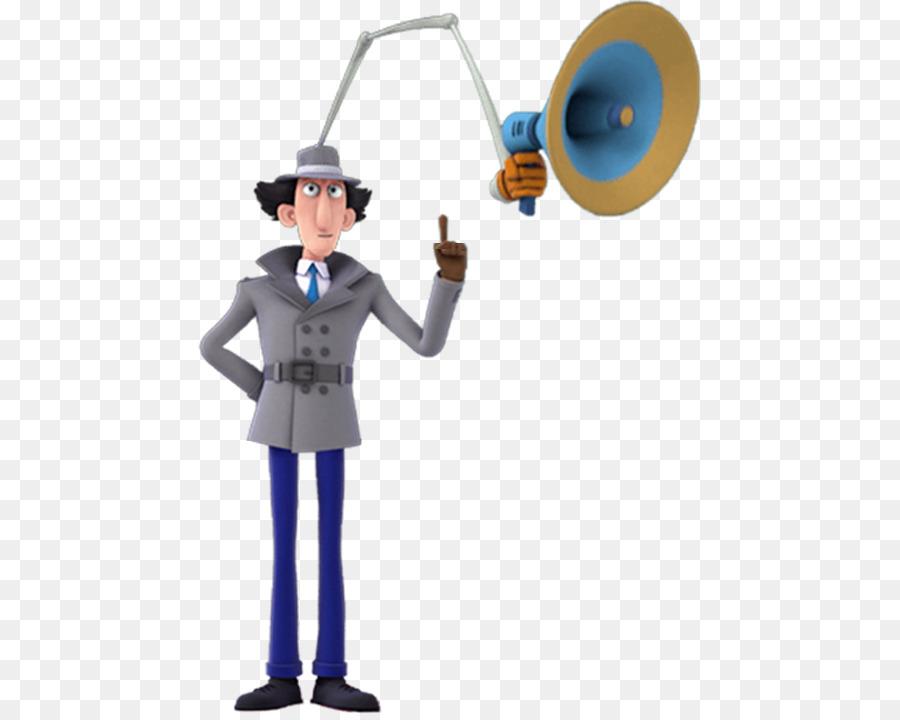 Inspector Gadget Clipart Megaphon Png Herunterladen 505718