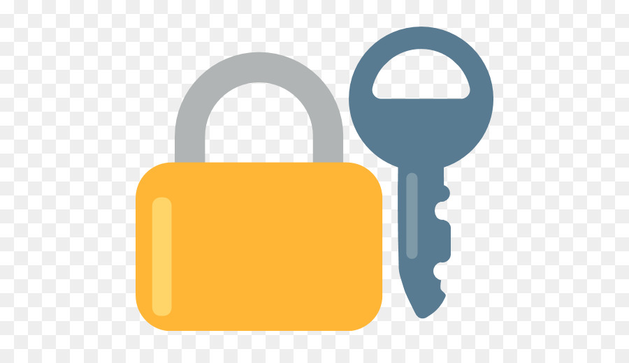 Padlock Emoji Key Text Messaging Keys Png Download 512512