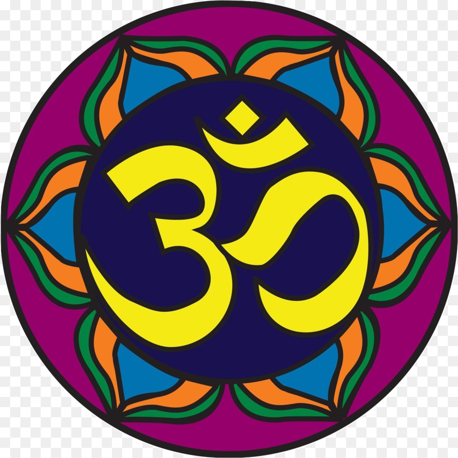 Om Symbol Hinduism Yoga Meaning Jainism Png Download 13001300