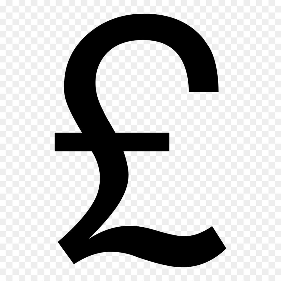 Pound Sign Pound Sterling Currency Symbol Rupee Png Download