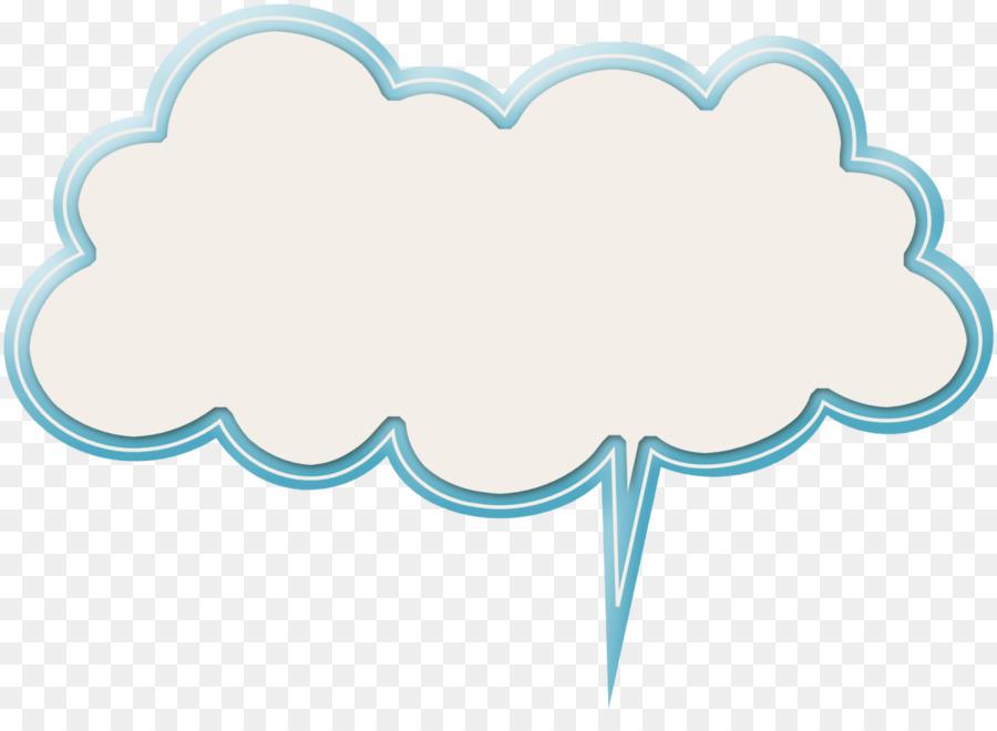 Cloud Sky Blue Color Nubes