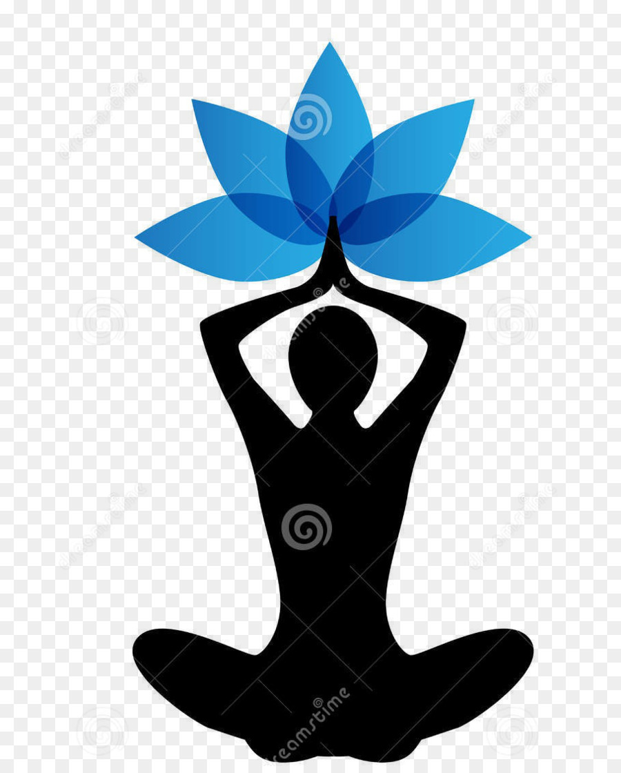 Lotus Position Hatha Yoga