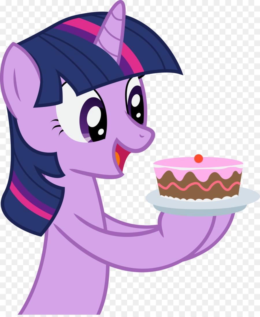 Twilight Sparkle Birthday Cake Pony Frosting Icing Twilight Png