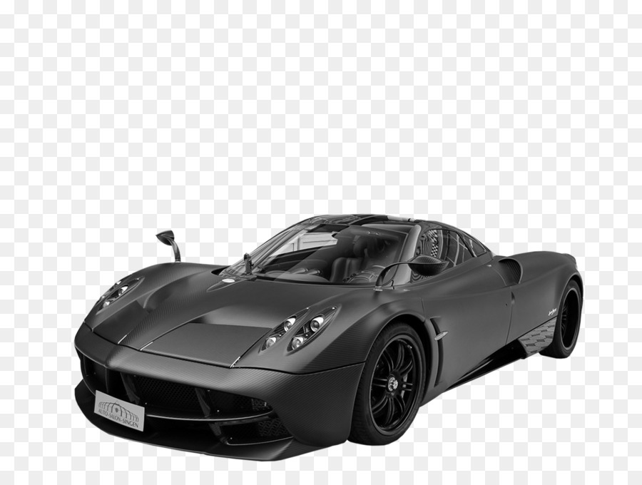 Sports car Pagani Huayra Pagani Zonda Supercar - pagani png download