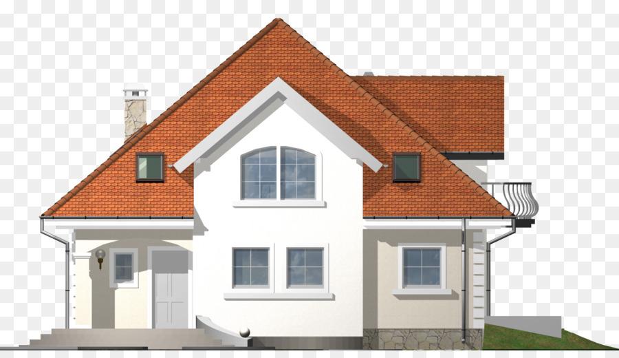 Mansard roof House Building Brick Framing - dom png download - 2016 ...