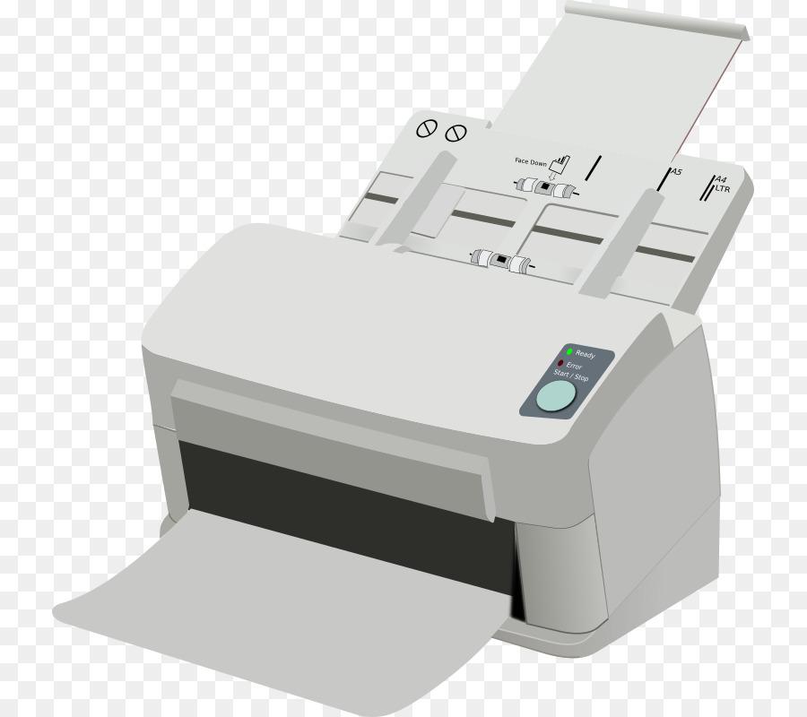 image scanner printer fax computer document scanner png download
