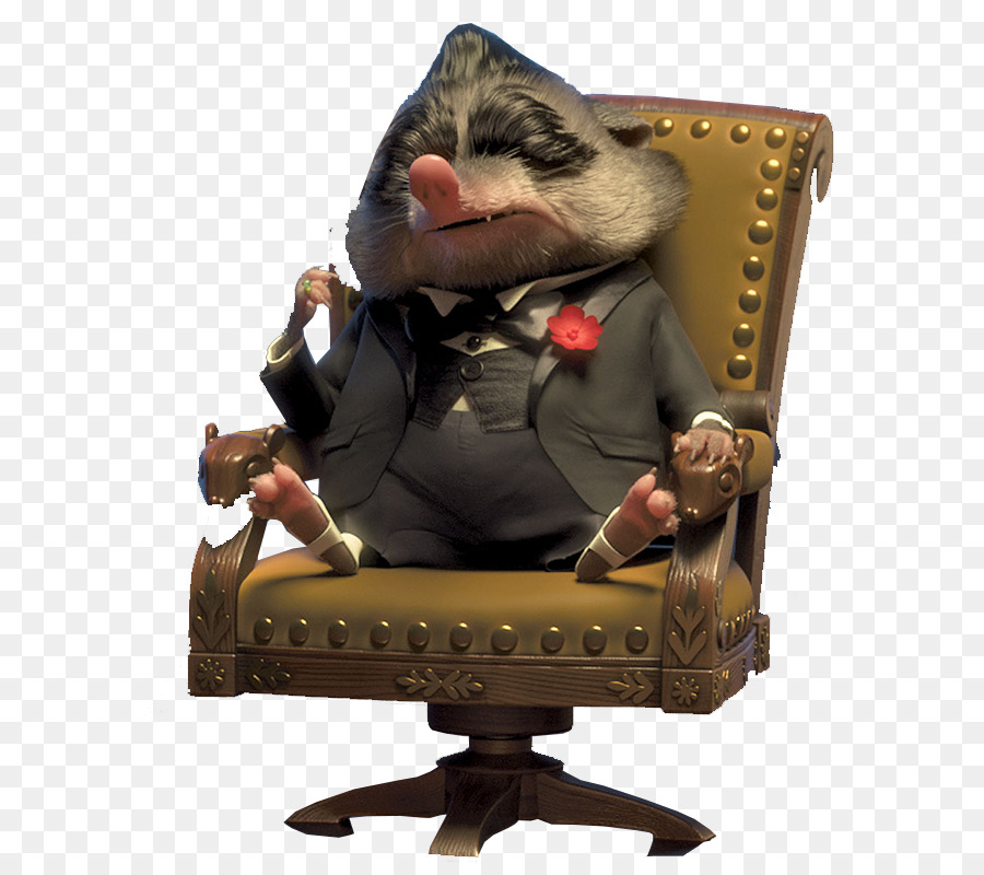 Merveilleux Manchas Chief Bogo Mr. Big Character Film   Rat U0026 Mouse