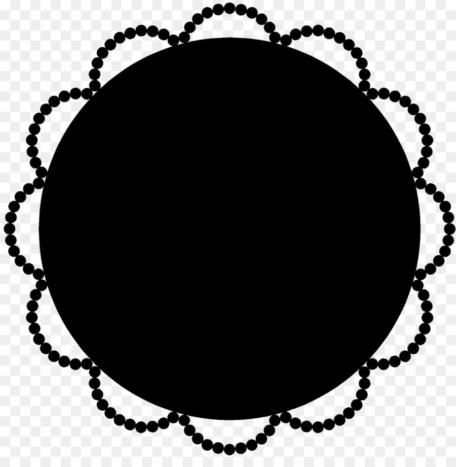 Papel troquelado Plantilla de Artesanía - marco negro png dibujo ...