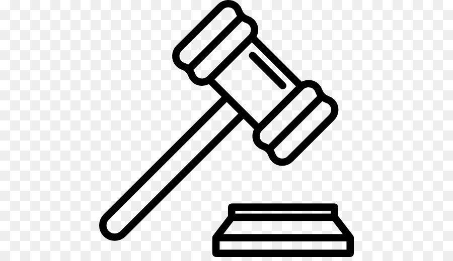 Martillo Billings Abogado De Lesiones Juez De Iconos De Equipo De ...