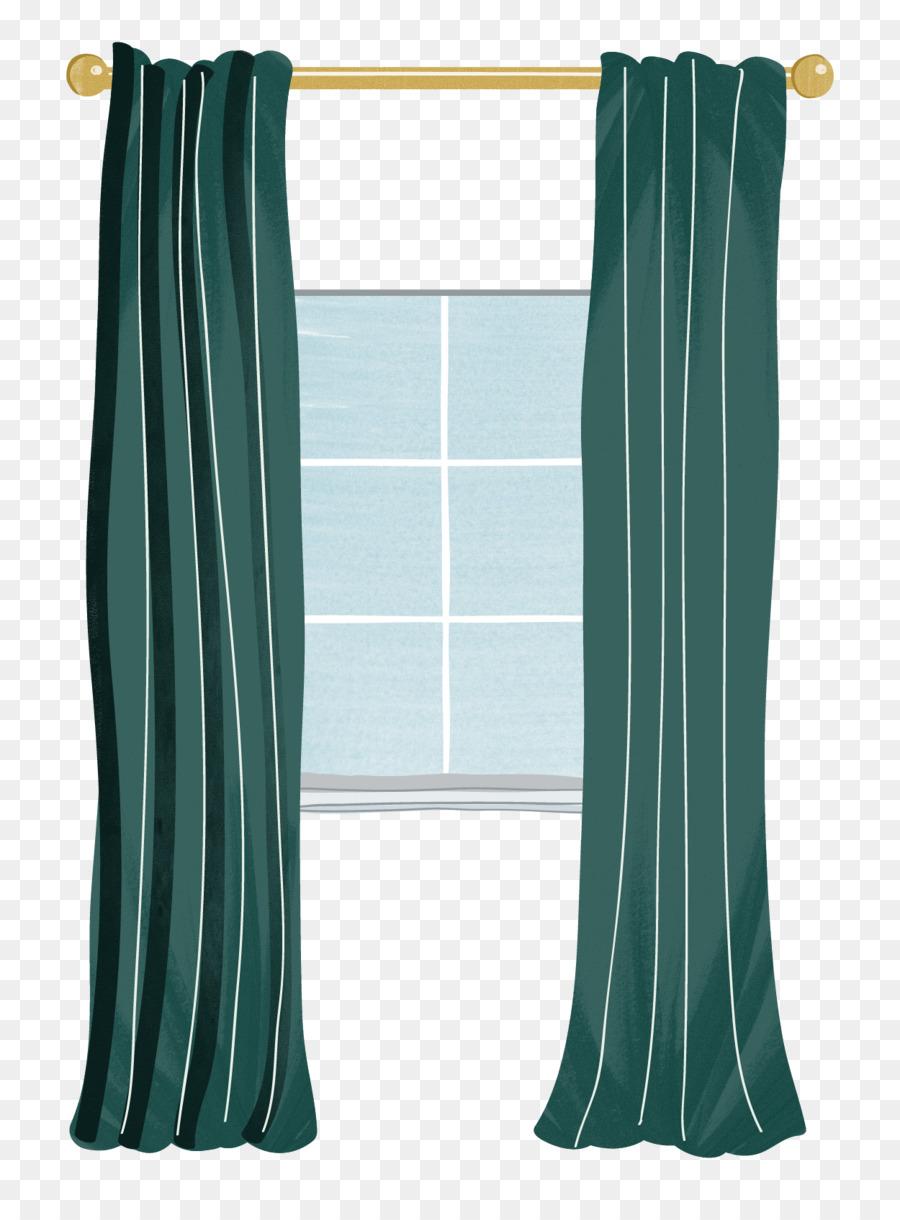 Window treatment Curtain & Drape Rails Douchegordijn - curtains png ...