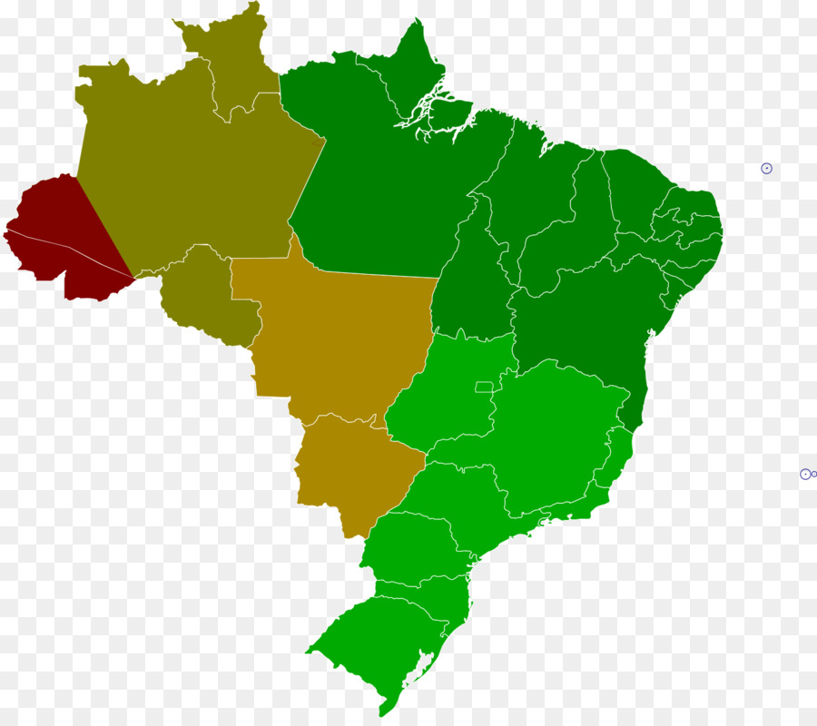 Regions of brazil vector map royalty free brazil png download regions of brazil vector map royalty free brazil gumiabroncs Image collections