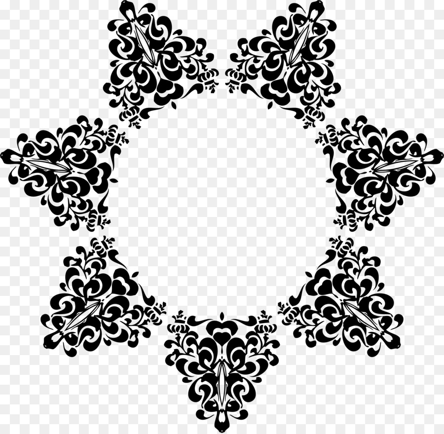 floral design vintage clip art vintage ornaments png download