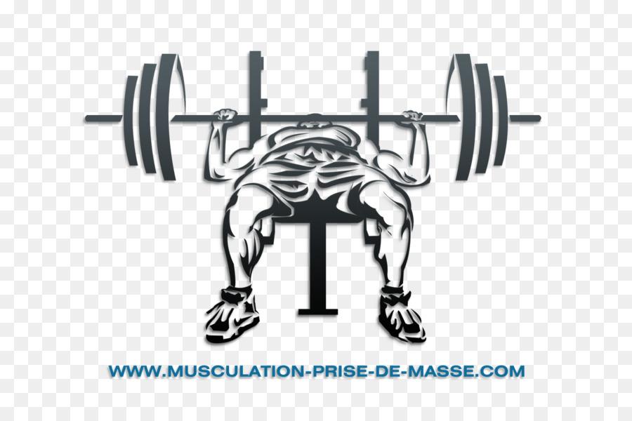 Bench Press Barbell CrossFit Clip Art