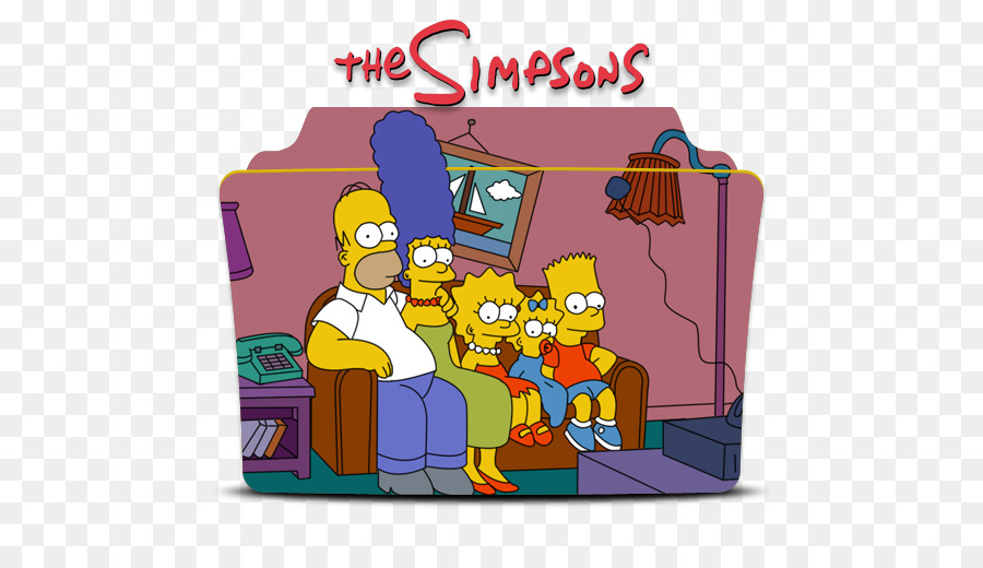 Homer Simpson, Bart Simpson, Couch, Graphic Design, Toy PNG