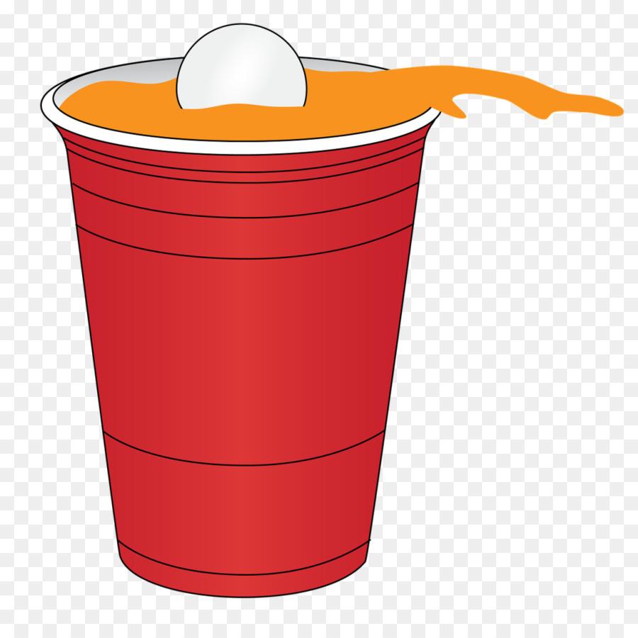 La Cerveza Pong Ping Pong Juego De Beber Vaso De Plastico Png