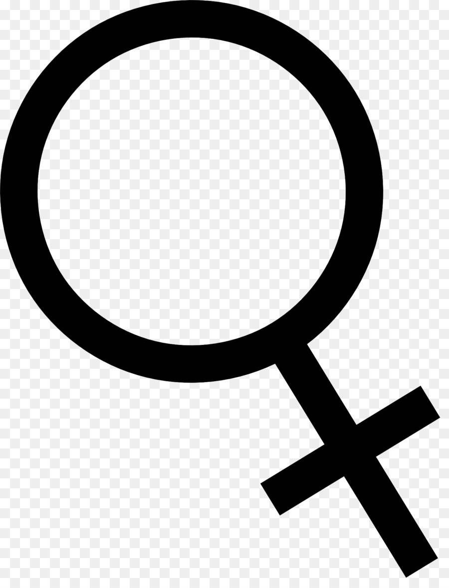 Woman Female Gender Symbol Clip Art Invisible Woman Png Download