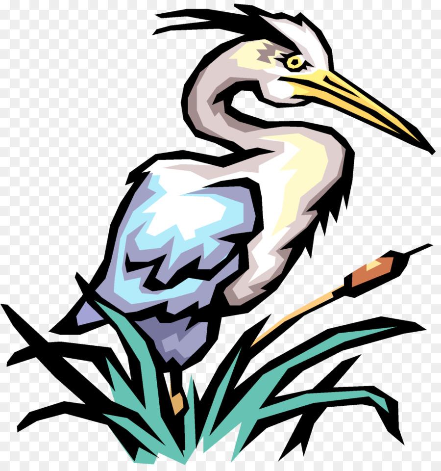 great blue heron clip art crane png download 964 1024 free rh kisspng com blue heron clipart free heron bird clipart