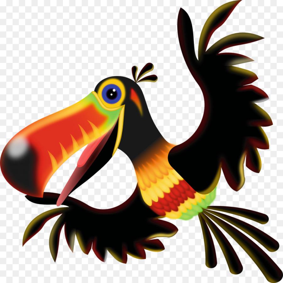 El Tucán De Dibujo De Aves Piciformes - tucan Formatos De Archivo De ...