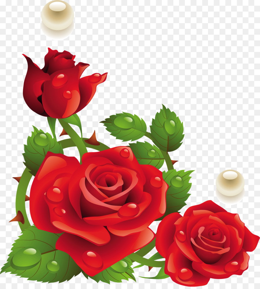 Rose Paper Red Flower Clip Art Funeral Png Download 20682280