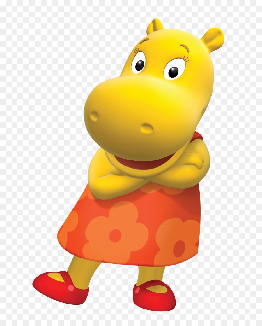 Uniqua De Nick Jr De Dibujos Animados De Nickelodeon - cerdo ...