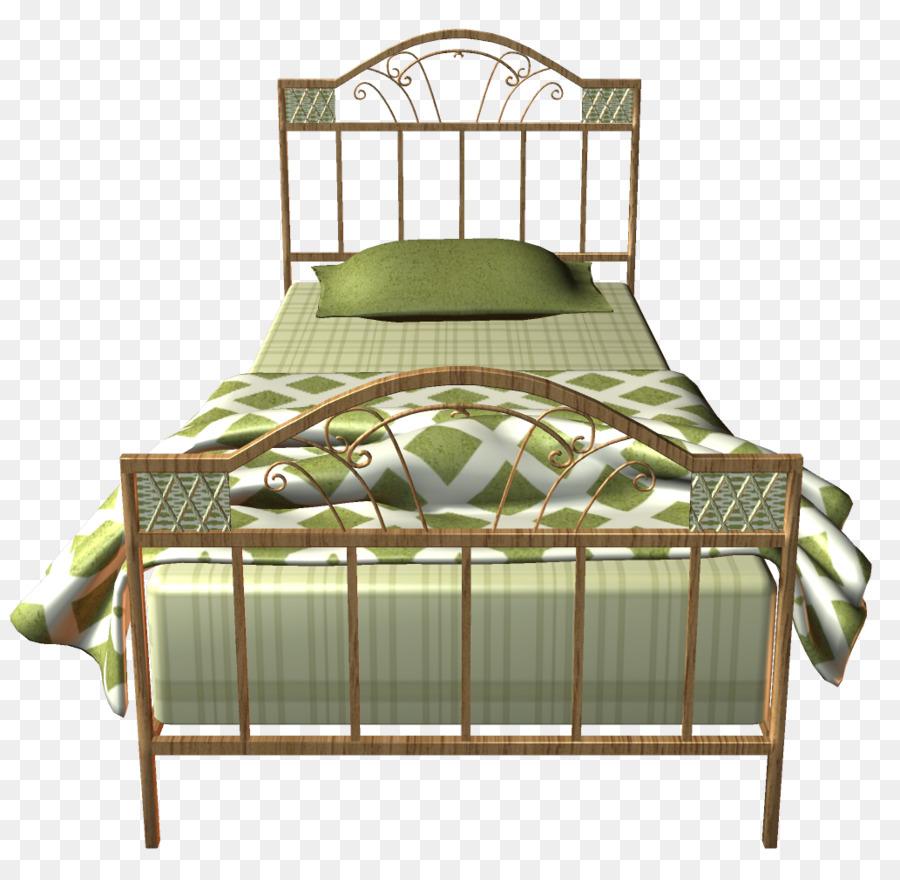 Marco de la cama de los Muebles Colchón Sofá - la cama de la vista ...